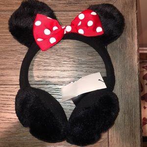Disney Minnie Mouse headband ears & earmuf…